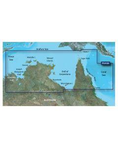 Garmin BlueChart g2 HD - HXPC412S - Admiralty Gulf Wa To Cairns - microSD/SD