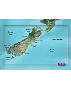 Garmin BlueChart g2 HD - HXPC417S - New Zealand South - microSD/SD