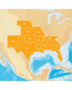 Navionics HotMaps Platinum Lake Maps South - microSD/SD