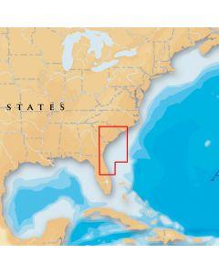 Navionics Platinum+ - South Carolina & North Florida - microSD/SD