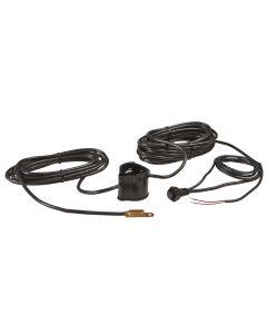 Lowrance PDRT-WSU 83/200 kHz Pod Style Transducer - Remote Temperature