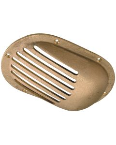"""Perko 8"""" x 5-1/8"""" Scoop Strainer Bronze MADE IN THE USA"""