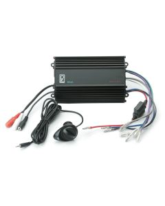 Poly-Planar 4CH, 120W, Audio Amplifier w/Volume Control