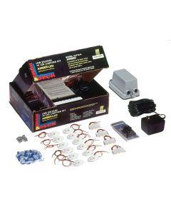 Innovative Lighting Deck & Dock LED Kit - Amber LED/White Housing
