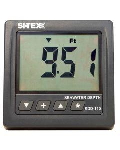 SI-TEX SDD-110 Seawater Depth Indicator - Display Only