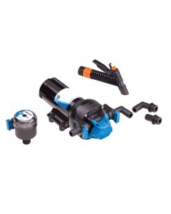 Jabsco HotShot Series Automatic High Pressure Washdown Pump - 5.0GPM-70psi-12VDC