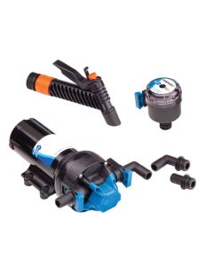 Jabsco HotShot Series Automatic Washdown Pump - 4.0GPM - 70psi - 12VDC