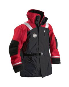 First Watch AC-1100 Flotation Coat - Red/Black - XX-Large