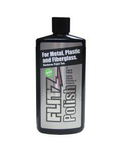 Flitz Polish - Liquid - 7.6 oz. Bottle