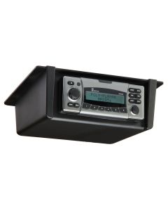 Poly-Planar Radio Mount Underdash/Overhead - Black