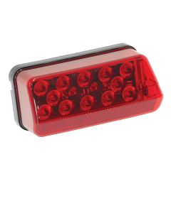 Wesbar Right/Curbside LED Wrap Around Tail Light