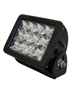 Golight GXL Fixed Mount LED Floodlight - Black