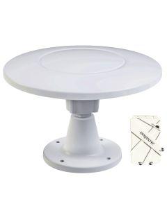 Majestic UFO X Ultra High Gain 30dB Digital TV Antenna - 12V