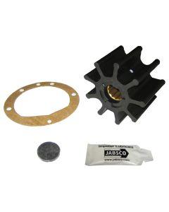 """Jabsco Impeller Kit - 9 Blade - Nitrile - 3-3/4"""" Diameter x 2-1/2"""" W, 1"""" Shaft Diameter"""
