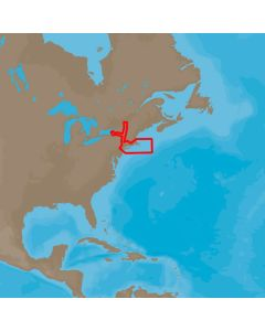 C-MAP  4D NA-940 Cape Cod, Long Island & Hudson River