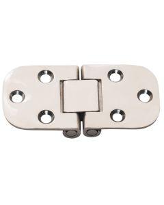 """Whitecap Flush Mount 2-Pin Hinge - 304 Stainless Steel - 3"""" x 1-1/2"""""""