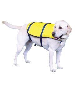 Onyx Nylon Pet Vest - Small - Yellow