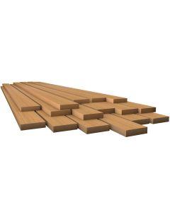 """Whitecap Teak Lumber - 1/2"""" x 1-3/4"""" x 30"""""""