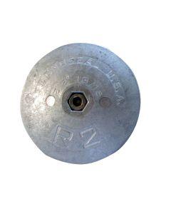 """Tecnoseal R2MG Rudder Anode - Magnesium - 2-13/16"""" Diameter"""
