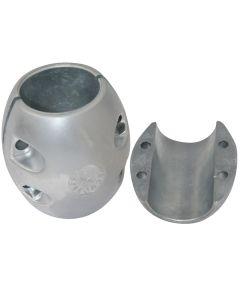 """Tecnoseal X21 Shaft Anode - Zinc - 6"""" Shaft Diameter"""
