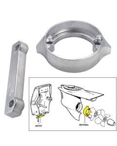Tecnoseal Anode Kit w/Hardware - Volvo Duo-Prop 280 - Aluminum