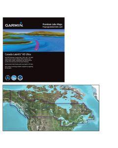 Garmin Canada LakeVüg3 Ultra - LVCA100F - microSD/SD