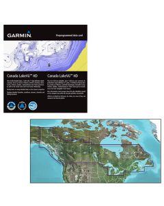 Garmin Canada LakeVüHD g3 - microSD/SD