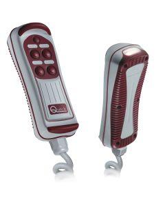 Quick HRC1004L 4-Button Remote w/LED Light