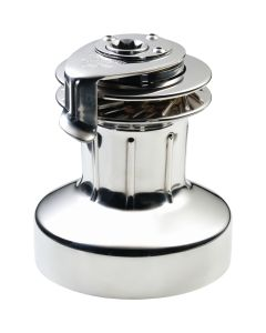 ANDERSEN 40 ST FS - 2-Speed Self-Tailing Manual Winch - Full Stainless Steel