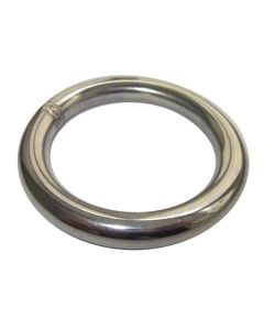 """Ronstan Welded Ring - 6mm (1/4"""") Thickness - 38mm (1-1/2"""") ID"""