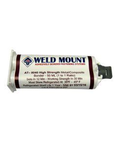 Weld Mount No Slide Metal/Composite Bonder