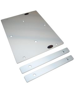 Edson Vision Series Mounting Plate f/Simrad HALOOpen Array - Hard Top Only