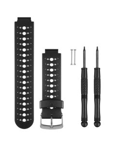 Garmin Replacement Watch Bands - White & Black