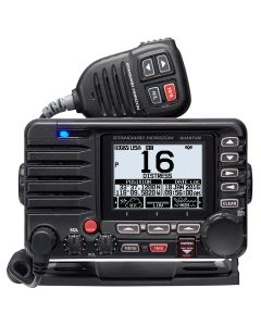 Standard Horizon Quantum GX6000 25W Commercial Grade Fixed Mount VHF w/NMEA 2000 & Integrated AIS receiver