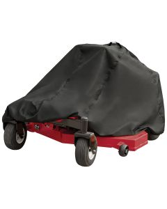 """Dallas Manufacturing Co. 150D Zero Turn Mower Cover - Model A Fits Decks Up To 54"""""""