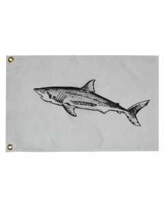 """Taylor Made 12"""" x 18"""" Shark Flag"""