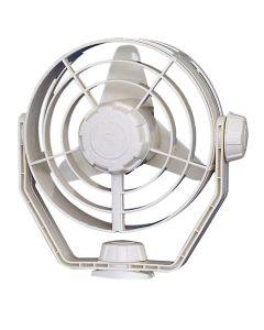 Hella Marine 2-Speed Turbo Fan - 12V - White