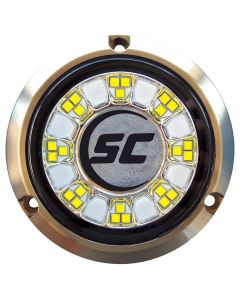 Shadow-Caster SCR-24 Bronze Underwater Light - 24 LEDs - Great White