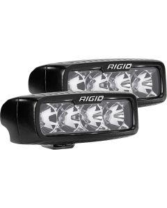 RIGID Industries SR-Q Series PRO Flood LED - Pair - Black