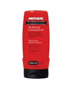 Mothers Professional Rubbing Compound - 12oz - *Case of 6*