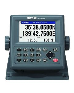 SI-TEX GPS-915 Receiver - 72 Channel w/Large Color Display