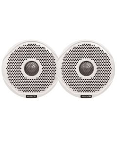 "FUSION MS-FR6GW-6 6"" Grill Covers - White f/ FR Series Speakers"