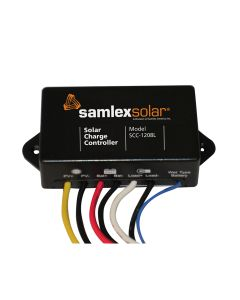 Samlex Charge Controller - 12V - 8A