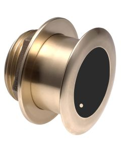 Raymarine B175M Bronze CHIRP 0 degree Thru-Hull Transducer