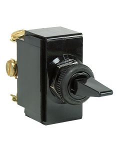 Cole Hersee Standard Toggle Switch SPDT On-Off-On 3 Screw