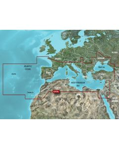 Garmin BlueChart g3 Vision HD - VEU723L - France - microSD/SD