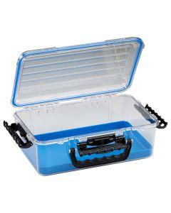 Plano Guide SeriesWaterproof Case 3700 - Blue/Clear