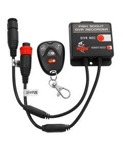 Vexilar Portable Digital Video Recorder w/Remote f/Fish Scout Camera Systems