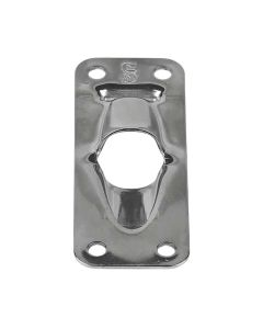 """Schaefer Exit Plate/Flat f/Up To 1/2"""" Line"""
