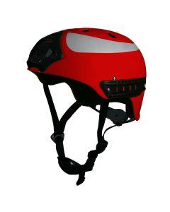 First Watch First Responder Water Helmet - Small/Medium - Red
